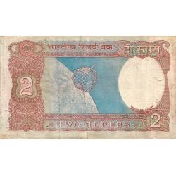 2 Rupias de 1976