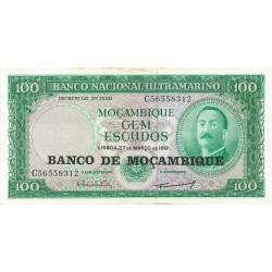 100 Escudos de 1961
