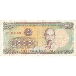 1000 Dong de 1988