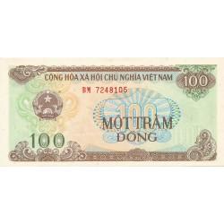 100 Dong de 1991