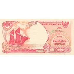 100 Rupias de 1992